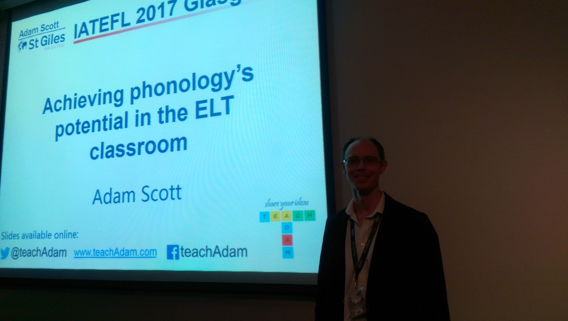 Phonology in ELT – A Manifesto